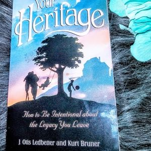 🔥 NEW! Your Heritage / Legacy Book 🔥